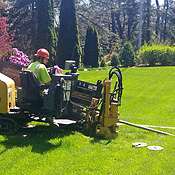 photo of Corevac doing directional drilling